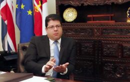 Picardo drew a distinction between Spain under the Partido Popular and expressed hopes for better relations and enhanced cooperation with the PSOE administration.