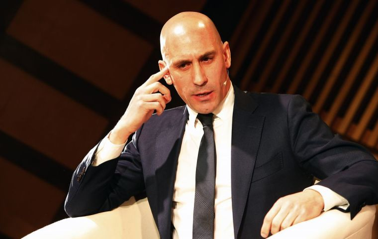 """We have been forced to dispense of the national coach,"" Rubiales said. ""You can't do things this way, two or three days before the World Cup"""