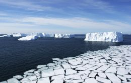 Antarctica stores enough water to raise global sea levels by 58 meters, and has contributed 7.6mm since 1992, according to the research published in Nature.