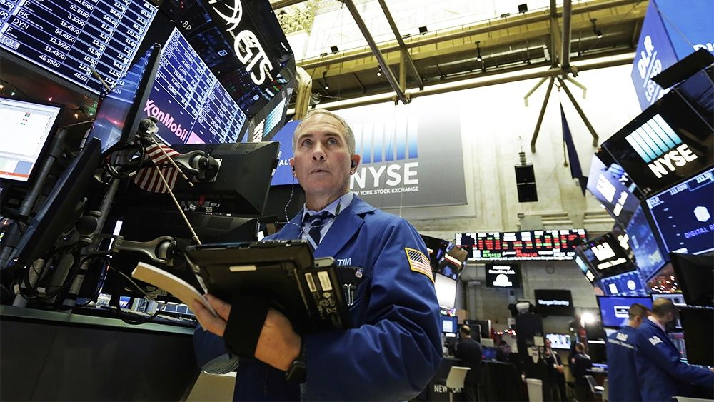 Wall Street was not happy by the aggressive new stance and all three major indexes turned negative right after the announcement with the Dow down 0.23