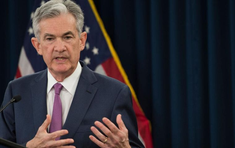 "Fed Chairman Powell announced that he will hold a press conference after every policy meeting, to give the Fed ""more opportunities to explain our actions"""