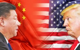 "Late on Friday, China said it would impose additional 25% tariffs on 659 U.S. goods worth US$50 billion, in response to the U.S. imposition of tariffs.   ""The wise man builds bridges, the fool builds"