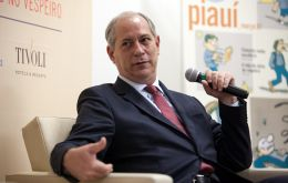 """Ciro (Gomes) sounded him out directly,"" said a source, and although ""nothing has been decided, if Steinbruch is invited, he will accept. He feels very honored."""