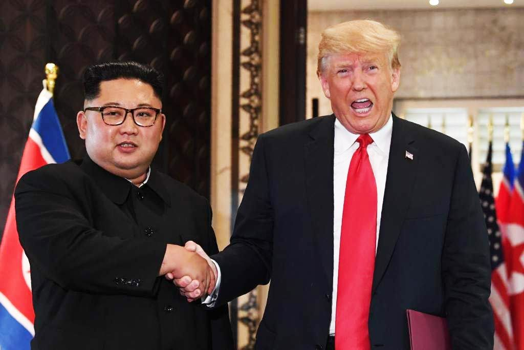 North Korea media focuses on worldwide  relations after Trump-Kim meet