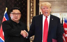 "Kim persuaded Trump to end the US annual joint military exercises with South Korea, and even got Trump to call them ""war games"" and ""provocative"""