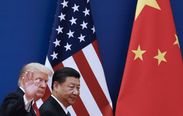 In this trade war, it's the US who is playing the role of provocateur, while China plays defense. This scenario was the result of a US trade deficit with China.