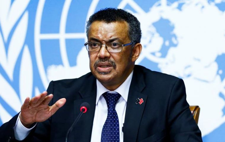 """The ICD is a product that WHO is truly proud of,"" says Dr Tedros Adhanom Ghebreyesus, WHO Director-General."