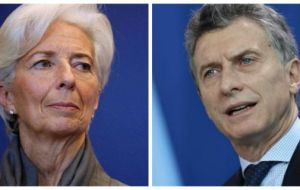 The government of Mauricio Macri and the IMF announced in early June that the two parties had agreed a US$50-billion standby loan