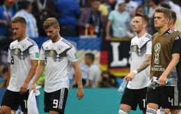 The Germany camp is set to resume normal business on Tuesday before Joachim Low's side flies out to Sochi for Saturday's group match against Sweden.