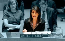 "Ambassador Ms Haley said the US had given the human rights body ""opportunity after opportunity"" to make changes."