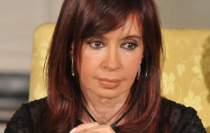 Argentina was downgraded to frontier market status in 2009 after former populist President Cristina Fernandez imposed capital controls.