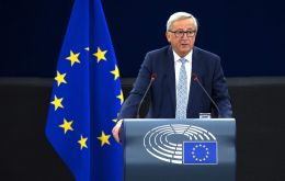 "European Commission President Jean-Claude Juncker said duties imposed by the US on the EU go against ""all logic and history""."