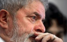 Lula received another blow Friday with confirmation of an agreement for his ex-economy minister, Antonio Palocci, to cooperate with prosecutors.
