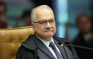 Justice Edson Fachin withdrew the case from Tuesday's agenda hours after a lower court of appeal ruled that the sentence could not be referred to the Supreme Court.
