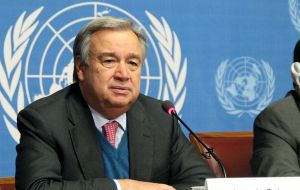 """Our response needs to be equally agile and multifaceted,"" UN secretary general said."