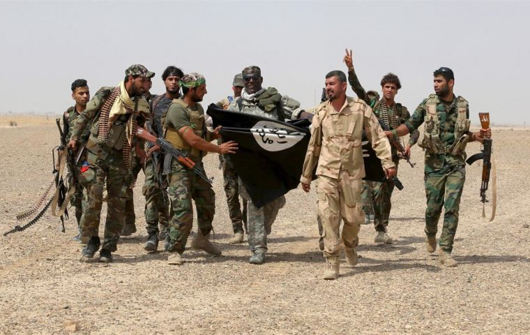 With the military defeat of ISIL in Syria and Iraq, large numbers of these ideologically-driven mercenaries are relocating to other theatres of conflict or returning home, passing on their battlefield