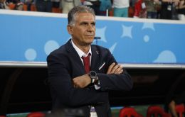 "Queiroz and his squad have been at the ""mercy"" of VAR during this Cup including having a goal scored by Iran disallowed in stoppage time against Spain last week"
