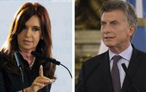 The restrictions were imposed when Cristina Kirchner was president, but relations have improved under her successor, Mauricio Macri.