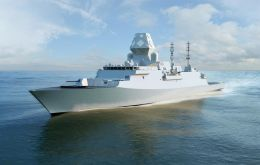 The ships will be built in Australia, but are based on the Type 26 design BAE is building for the Royal Navy