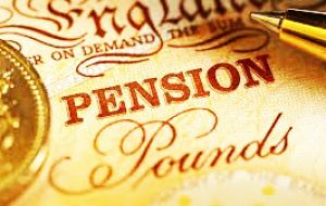 The retirement pensions payment will increase from £153 per week to £156 per week