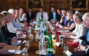 White Paper details with UK's plans including trade and customs are expected to be thrashed out by Cabinet ministers at next Friday's Chequers away-day.