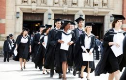 "There are about 135,000 EU students in UK universities and vice-chancellors recently called for ""urgent clarification"" about the status of EU students"