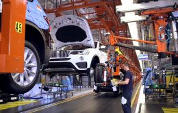 The Munich-based luxury automaker said its investment of US$ 9 billion in the Spartanburg, South Carolina, BMW plant, supports more than 120,000 U.S. jobs.