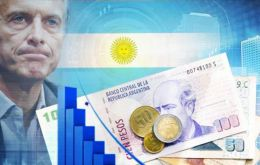 President Mauricio Macri is trying to boost confidence after obtaining a record US$ 50 billion credit line from the IMF in the wake of the currency rout.