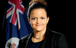 "Minister Tara Rivers stressed Cayman's ""high level of ongoing cooperation"" on beneficial ownership, enabling more than 100 tax authorities globally"