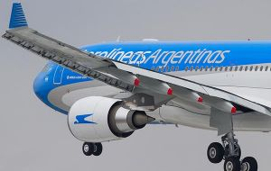 Aerolineas Argentinas has long anticipated this move and it has taken several decisions that strengthen its position in the market