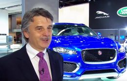 "Jaguar Land Rover chief executive Ralf Speth said: ""A bad Brexit deal would cost Jaguar Land Rover more than £1.2bn profit each year."
