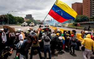 The repression of 2017 protests, which left dozens dead, demoralized Venezuelans to a great extent, and the threat of further repression has forced dozens of opposition leaders to go into exile.