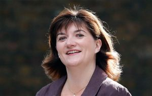 Ex Education Secretary Nicky Morgan, who campaigned to stay in the EU, said any ministers who do not like the deal agreed on Friday should consider resigning