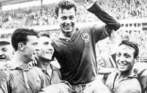 Only one Frenchman has done better in a single edition of a World Cup: Just Fontaine and his 13 goals in 1958.