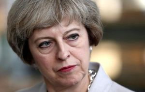 "In the Commons on Monday Mrs. May is expected to tell MPs that the strategy agreed on by the cabinet at Chequers on Friday is the ""right Brexit"" for Britain."