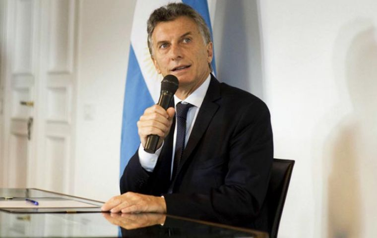 Frustratingly for president Macri, Argentina's travails are, in part, a consequence of his efforts to put the economy on a firmer footing.