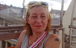 Mother-of-three Dawn Sturgess, died at Salisbury Hospital, Scotland Yard said. She was admitted to hospital after falling ill at her partner's home in Amesbury