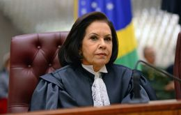 Presiding Justice Laurita Vaz of the Superior Justice Tribunal rejected one of the petitions on Tuesday. None was filed by Lula da Silva's defense team.