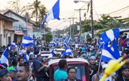 The death toll in Nicaragua has risen to 264, the Inter-American Commission on Human Rights said.