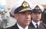 """The important thing is that the staff is intact"" and that maritime traffic support is nit to be affected, Rear Admiral Marcos explained."