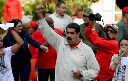 The government of Nicolás Maduro would be supported with alleged illicit financing networks
