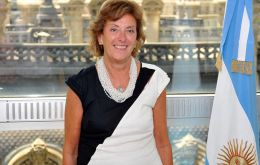 The visiting delegation met with the foreign ministry team headed by Ambassador Maria Teresa Kralikas
