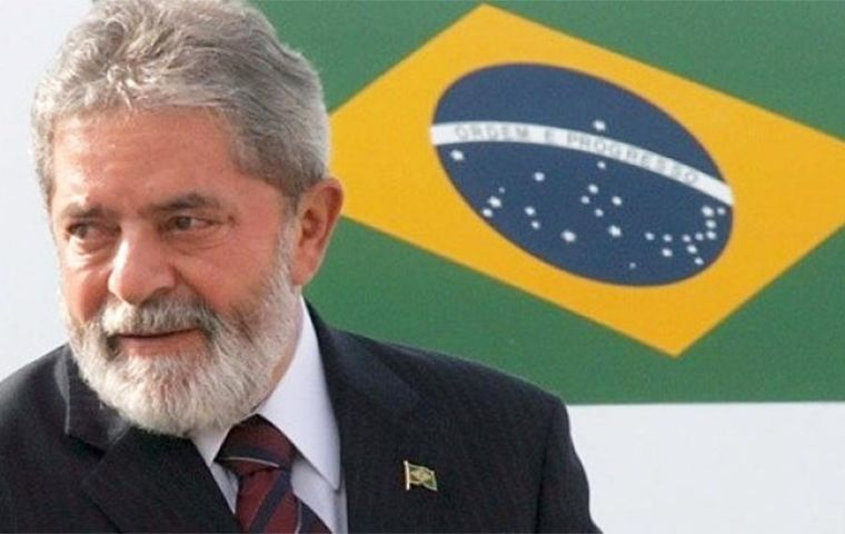 """Lula can make Brazil grow again, reduce the brutal inequalities and, renew international relations that aren't subject to US and the great powers"""