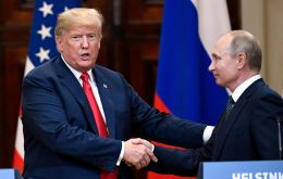 At a summit with Russian President Vladimir Putin in Finland, on Monday, Trump contradicted US intelligence agencies, saying Russia had no reason to meddle.