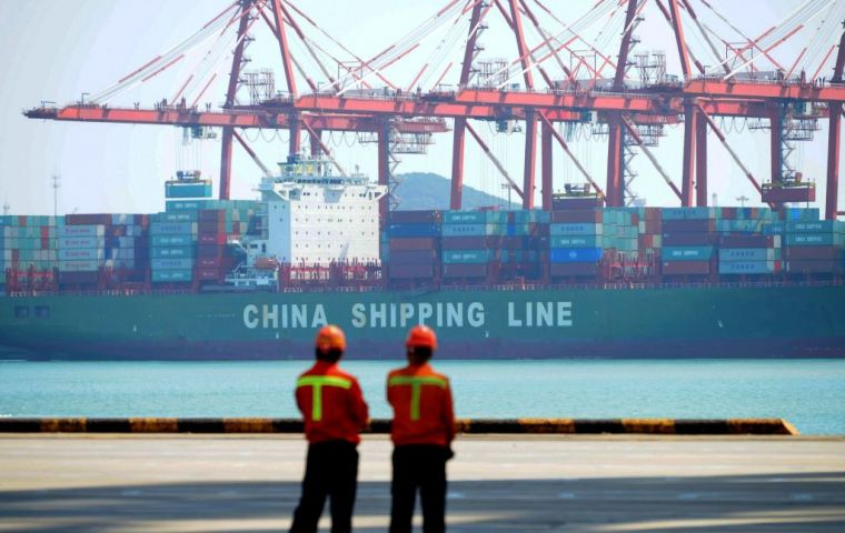 China's trade surplus with US, which is at the center of the tariff tussle, widened to a record June monthly high of US$28.97 billion, up from US$24.58 billion in May