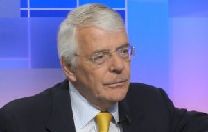 "John Major, who lost power in 1997 after years of Conservative dissent over Europe, also backs a second poll and said positions were more ""entrenched"" today."