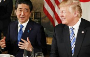 The Japan-EU trade deal is also a sign of shifting global ties as Trump distances the United States from long-time allies like the EU, NATO and Canada.
