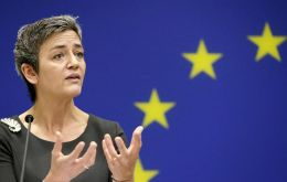 """What Google has done is illegal under EU antitrust rules,"" declared Margrethe Vestager, the European Union's Competition Commissioner."