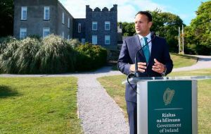 Taoiseach Leo Varadkar and his ministers will address Brexit at Derrynane House including contingency plans and prepare for a possible hard Brexit.