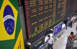 In Brazil, the region's largest economy, the market continued to fret over a wide-open presidential election scheduled for October